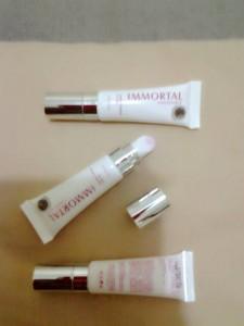 Produk Immortal Essential Intense Pink Lip, ber-BPOM