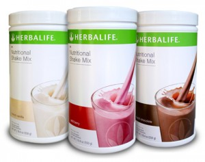 herbalife milk