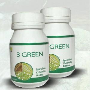 3 Green