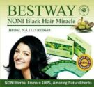 Bestway Noni Black Hair Miracle BPOM
