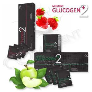 Moment Glucogen+2 New Pack Original BPOM