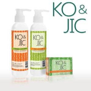 BODY LOTION KO & JIC ORIGINAL BPOM