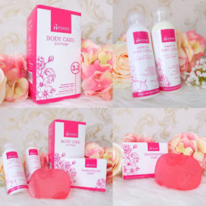 Lotion Hanasui 3 in 1