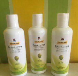MSI Glutacare Body Lotion BPOM