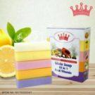 Gluta Soap 10 in 1 Fruit Vitamin (Sabun Pelangi) BPOM