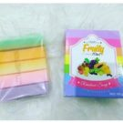 Sabun Fruity Extract 10 in 1 Rainbow Soap BPOM