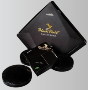 Black Walet Facial Soap BPOM