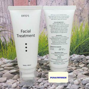 Erto's Facial Treatment Original BPOM