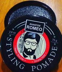 Hair Styling Pomade Shantos Romeo