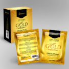 Hanasui Anti Aging Gold Peel Off Mask Original