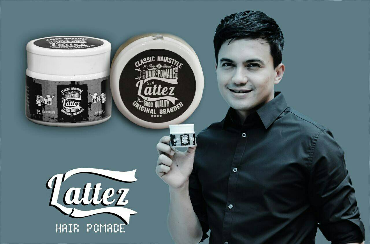 Hair Pomade Lattez