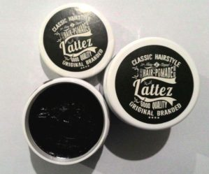 HAIR POMADE LATTEZ BPOM ORIGINAL