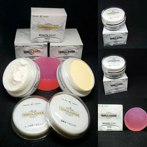 Cream Temulawak WD Premium