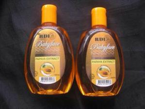RDL Babyface Facial Cleanser With Papaya Extract Original BPOM