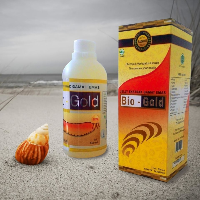 Jelly Gamat Bio Gold