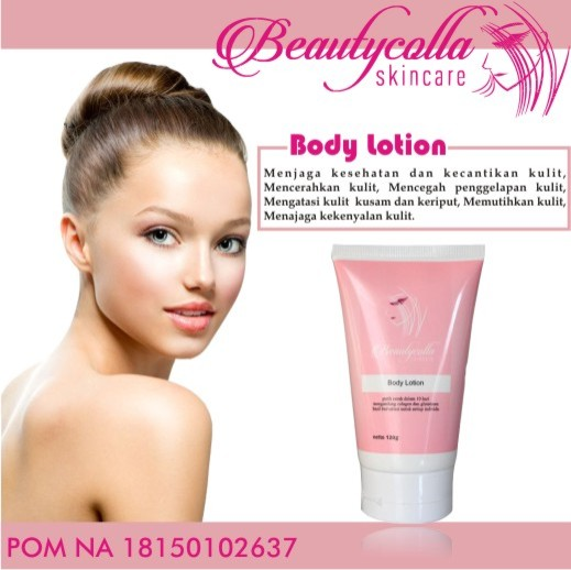 BODY LOTION BEAUTY COLLA