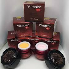 Vampire With Rose Extract Plus Glutathione