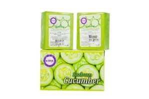 Sabun Cucumber K-DHA Original BPOM