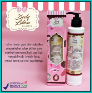 Pure Body Lotion by Jellys Original BPOM
