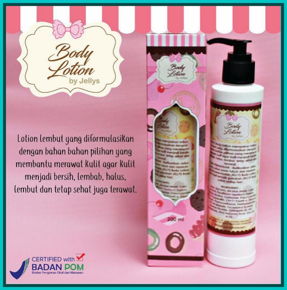 Pure Body Lotion by Jellys