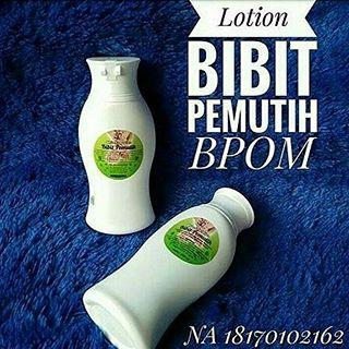 Lotion Bibit Pemutih Arbutin