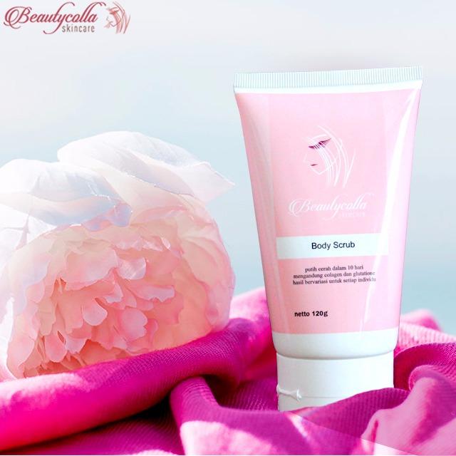 Body Scrub Beauty Colla