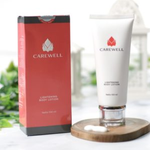 Lightening Body Lotion Carewell Original BPOM