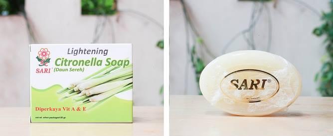 Sabun sari citronella soap