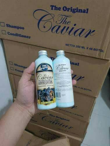 Body Lotion Caviar