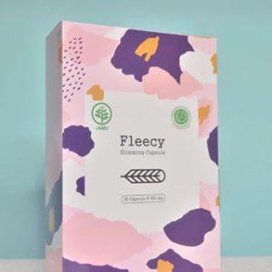 Fleecy Slimming Capsule Original BPOM