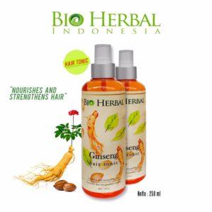 Gingseng Hair Tonic Bio Herbal Original BPOM