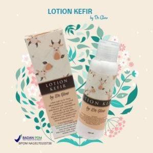 Lotion Kefir Dr Glow Original BPOM