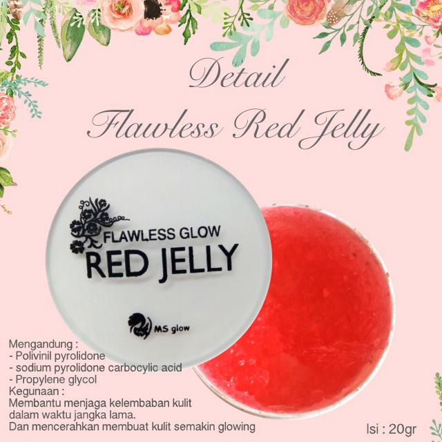 Flawless Glow Red Jelly Cream
