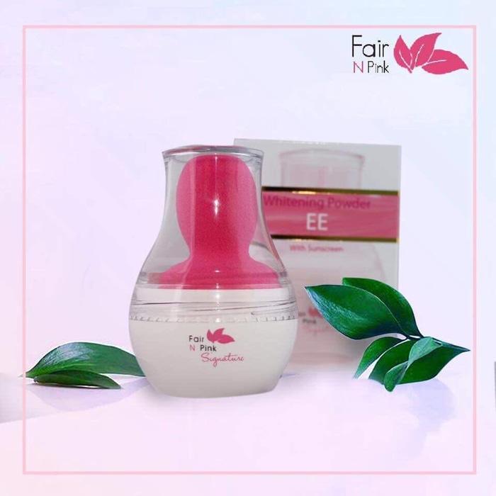 Fair n Pink EE Whitening Powder