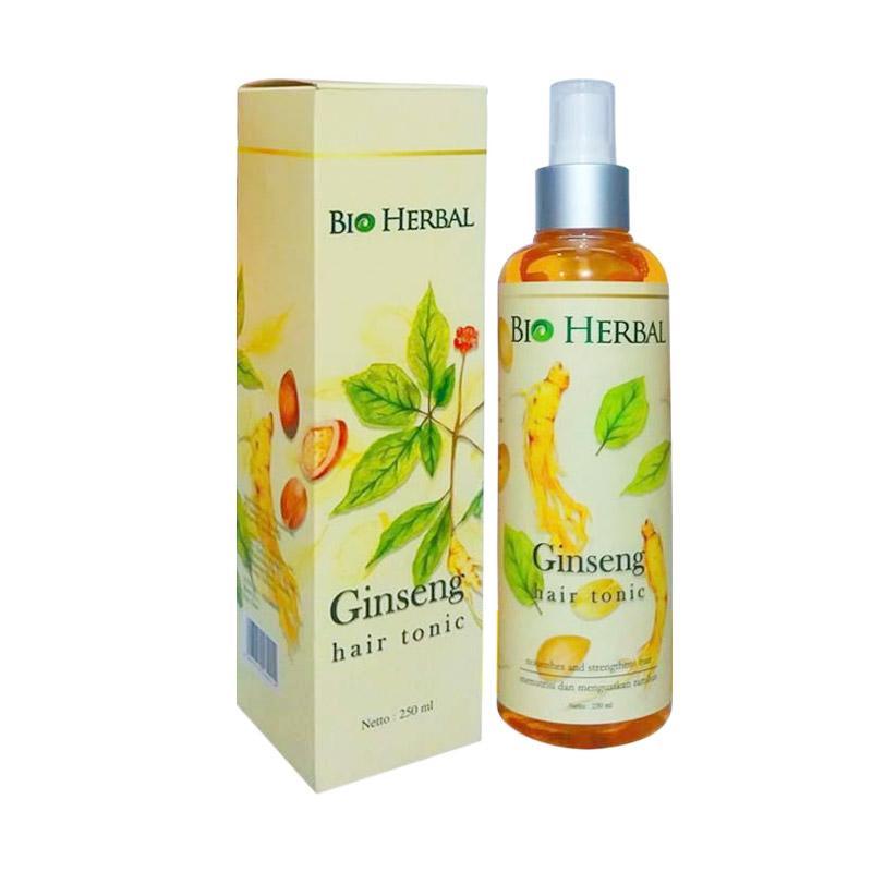 Gingseng Hair Tonic Bio Herbal
