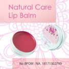 Pretty White Natural Care Lip Balm Original BPOM