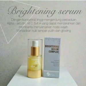 MS Glow Brightening Serum Complex Original BPOM