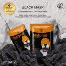 Masker Naturgo Black By SYB Original BPOM