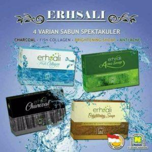 Erhsali Facial Soap Original BPOM