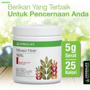 Herbalife Mixed Fiber (Sari Apel) BPOM
