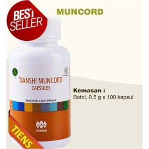 TIANSHI MUNCORD CAPSULES ORIGINAL BPOM