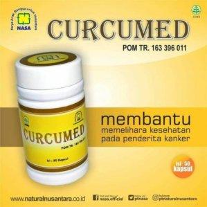 Curcumed Obat Herbal Pencegah Kanker Original BPOM