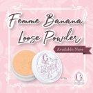 Banana Loose Powder Original BPOM