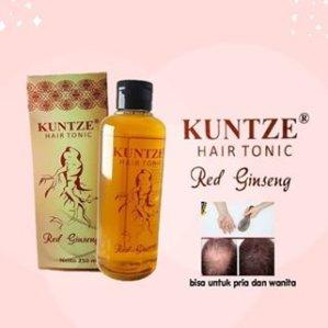 Hair Tonic Kuntze Original BPOM