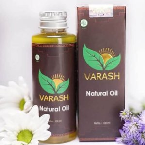Varash Natural Oil Original BPOM