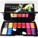 Eyeshadow Implora 11 Warna Original BPOM