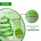 Bio Herbal Aloevera Gel Shoothing & Moisture BPOM