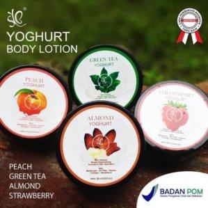 SYB Yoghurt Body Lotion Original BPOM