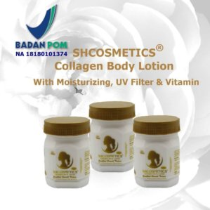 Bibit Collagen Body Lotion Original BPOM