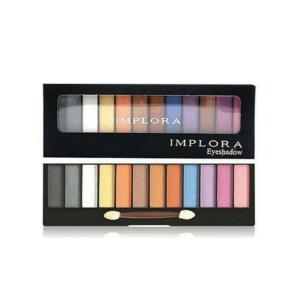 Implora Eyeshadow Pallete Original BPOM